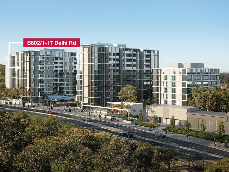 B802/1-17 Delhi Road, North Ryde