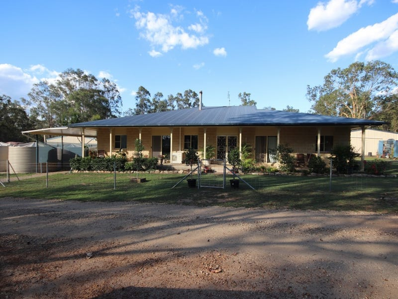 492 Connors Road, Helidon