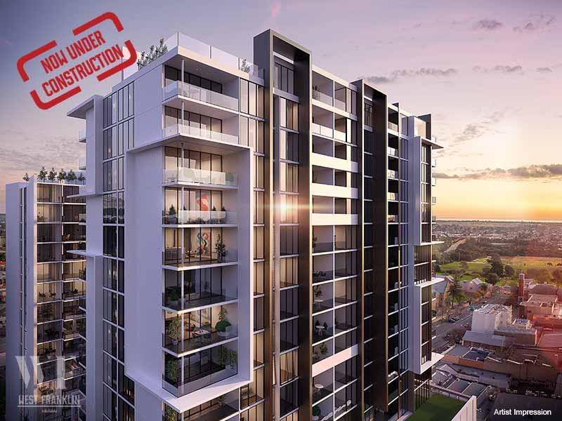 S1205/142-150 Franklin Street, Adelaide