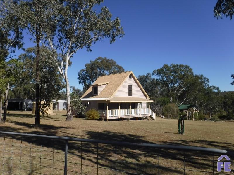 1941 Kingaroy Burrandowan Road, Wattle Grove, Qld 4610