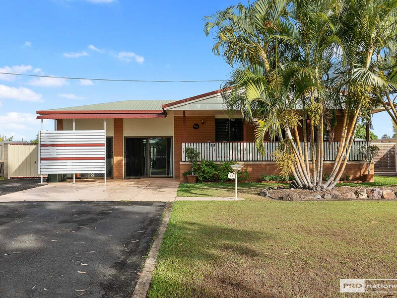 80 Dale Street, Granville, Qld 4650