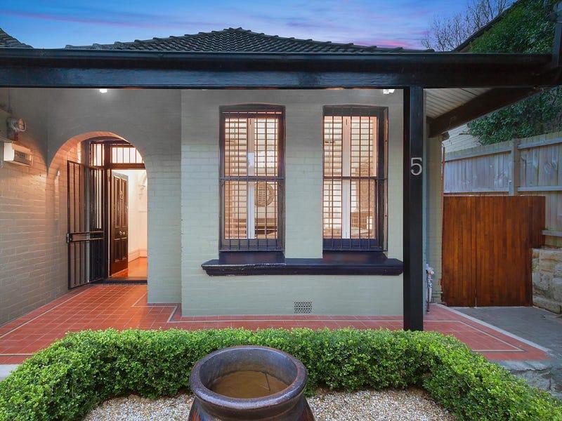 5 Kurraba Road, Neutral Bay, NSW 2089