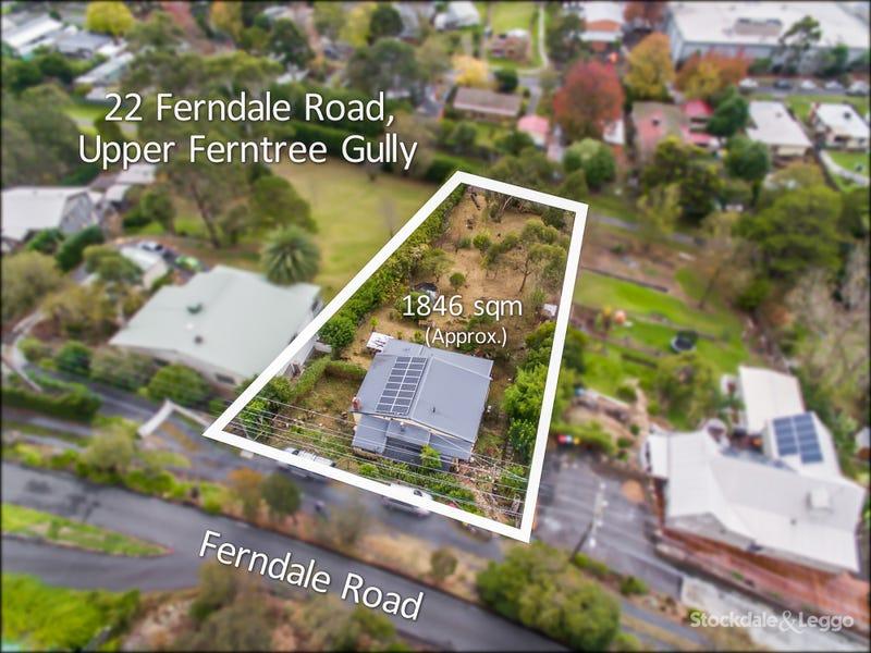 22 Ferndale Road, Upper Ferntree Gully