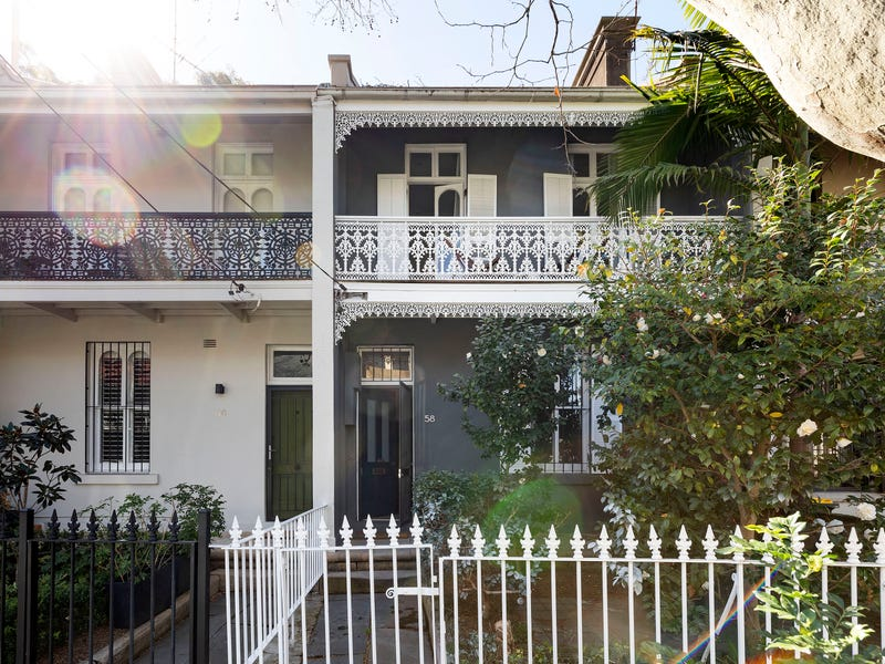 58 Fitzroy Street Surry Hills Nsw 2010 Property Details