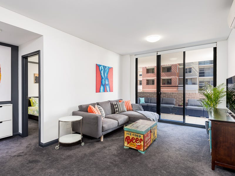 240/21 Marine Parade, Wentworth Point