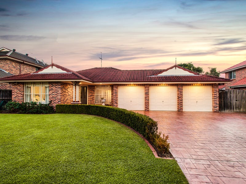 4 Lindwall Place, Rouse Hill, NSW 2155
