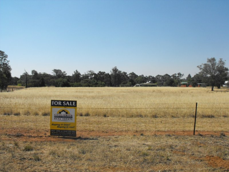 Lot 221, Cnr Stinson and Wallace Streets, Coolamon, NSW 2701