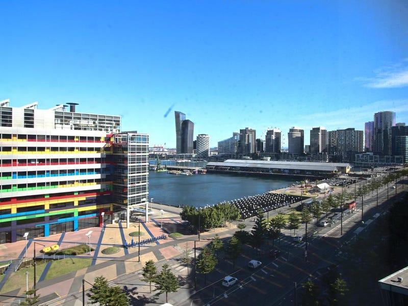 1001/100 Harbour Esplanade, Docklands