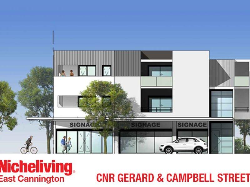 Cnr Gerard & Campbell Streets, East Cannington
