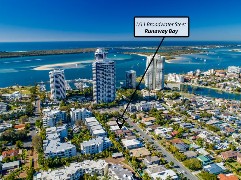 1/11 Broadwater Street, Runaway Bay