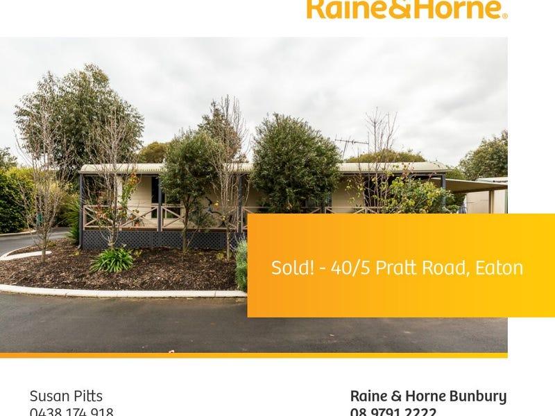 40/5 Pratt Road, Eaton, WA 6232 - Property Details