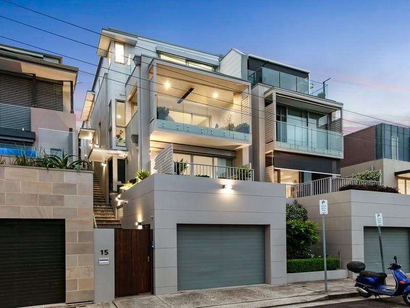 15 Dumbarton Street, McMahons Point, NSW 2060