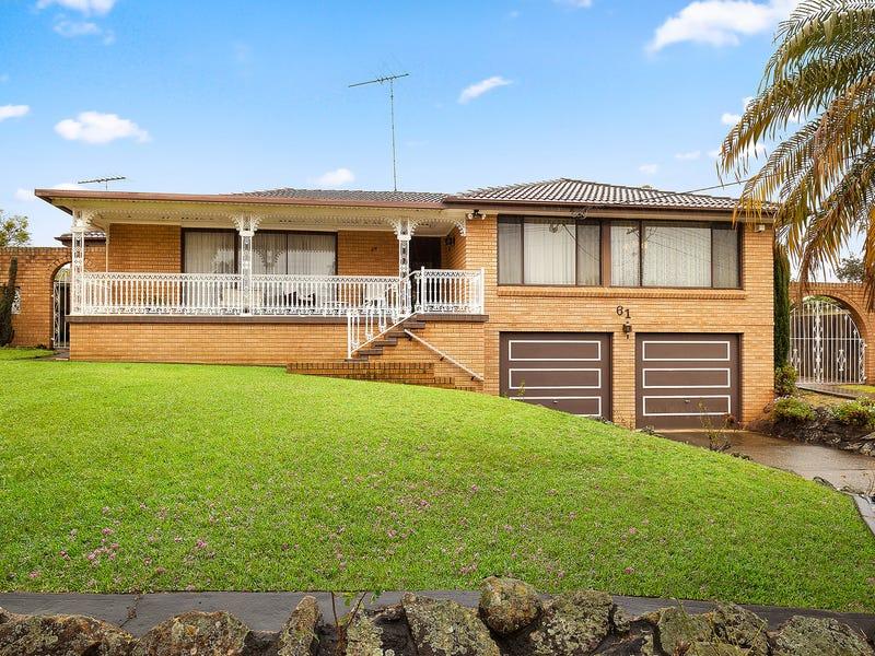 61 Almeria Avenue, Baulkham Hills, NSW 2153
