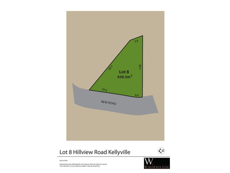 Lot 8, 16 Hillview Road, Kellyville