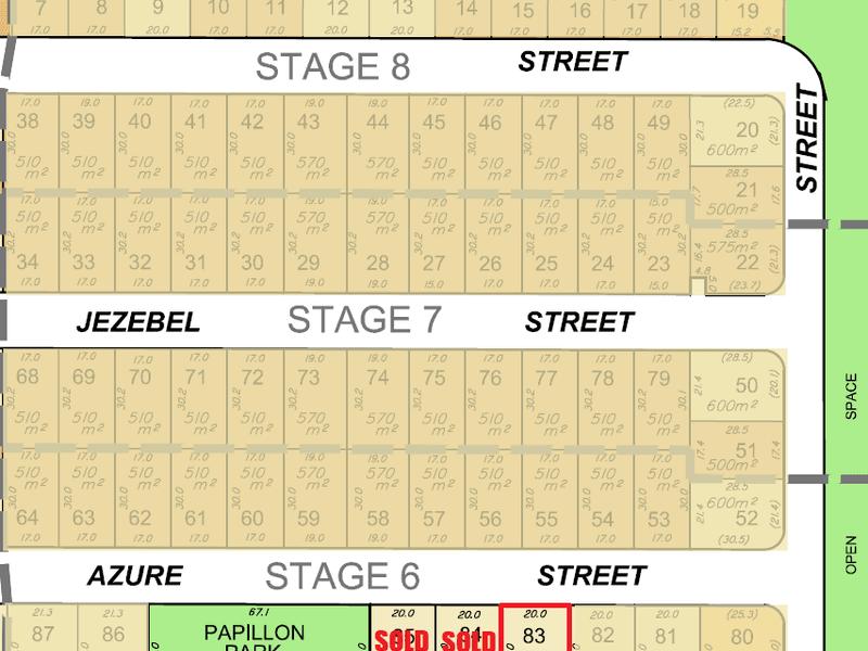 Lot 83 Azure Street, Rosewood