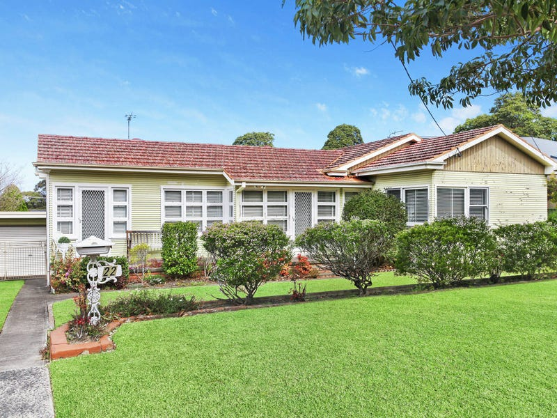 22 Warrina Road, Caringbah South, NSW 2229