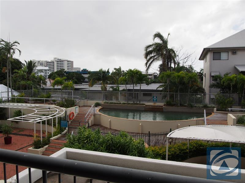 One Bedroom Apartment Rooms Edge Apartments Cairns