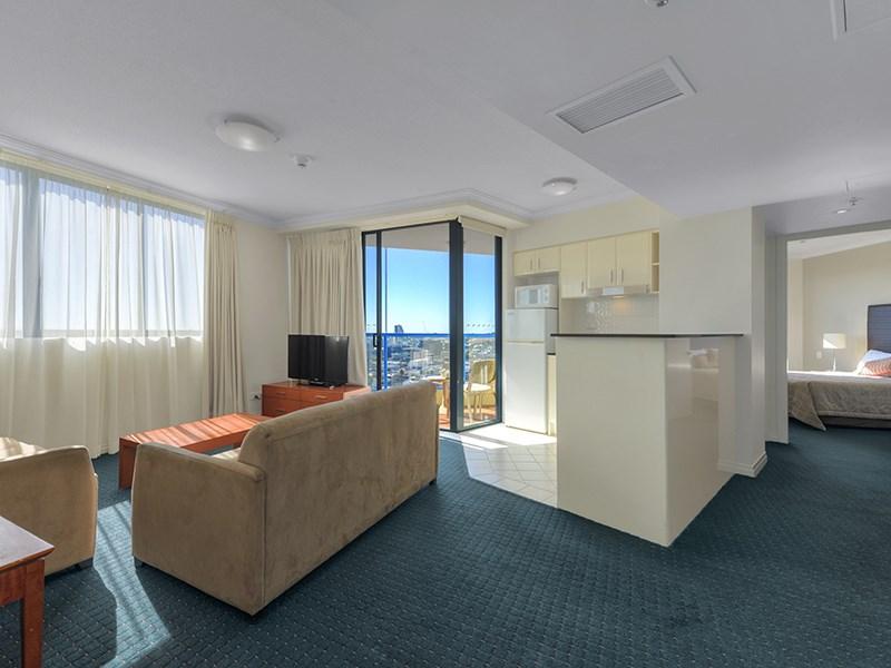 2504/570 Queen Street, Brisbane City