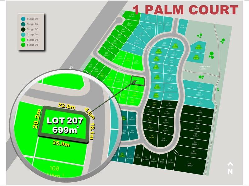 1 Palm Court, Pakenham
