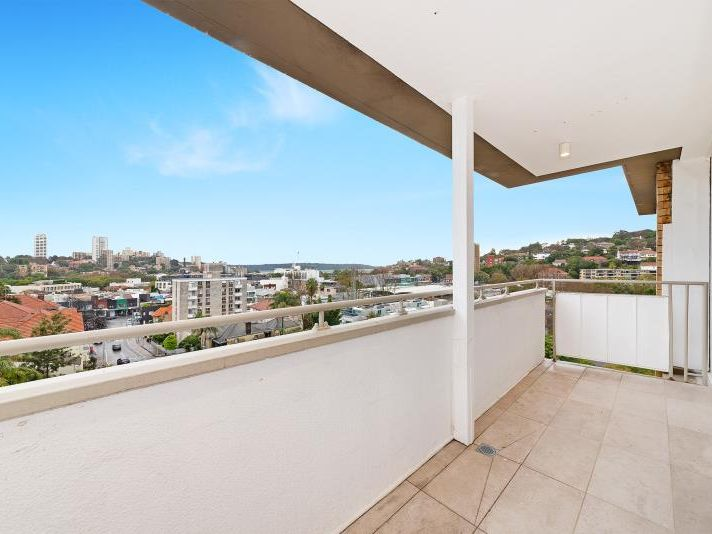 25/21 Manning Road, Double Bay