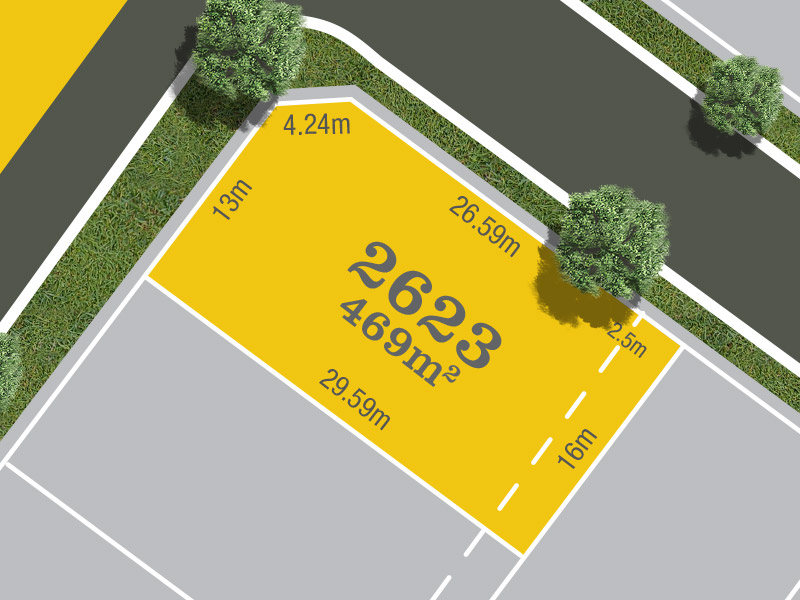 Lot 2623, Pascolo Way, Wyndham Vale