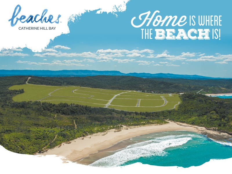 Lot 1082, 22 Surfside Drive, Catherine Hill Bay