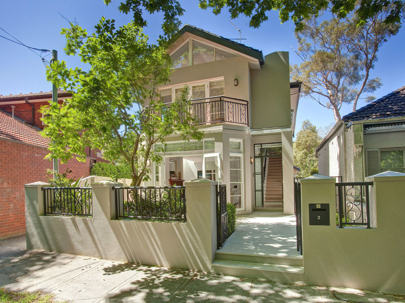 2 Epping Road, Double Bay
