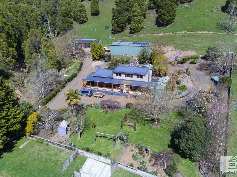 160 Morwell River East Branch Road, Grand Ridge, Vic 3870