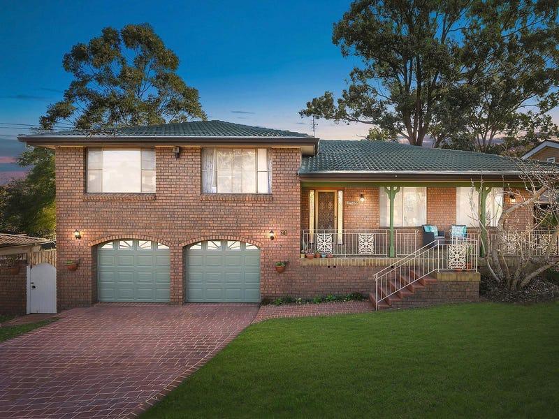 21 Kalimna Drive, Baulkham Hills, NSW 2153
