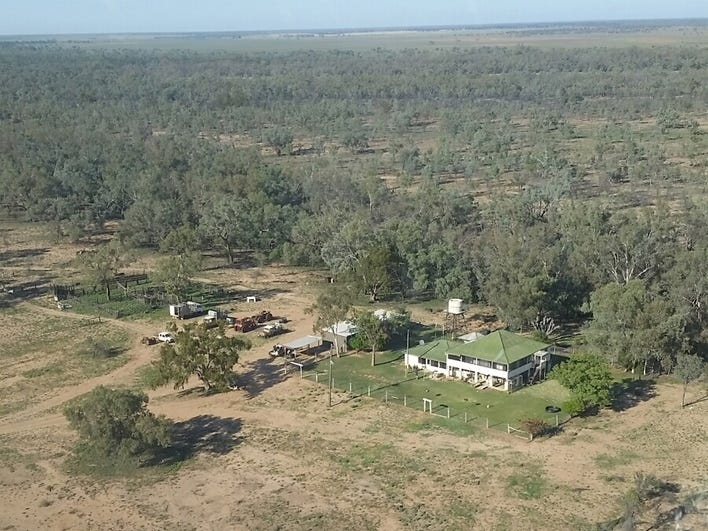 Address available on request, Wyandra, Qld 4489