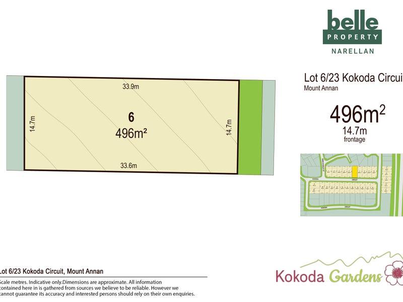 Lot 6, Kokoda Circuit, Mount Annan