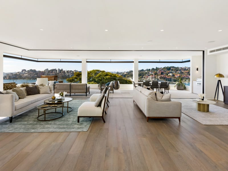 """3/10 """"Sanctuaire"""" Sutherland Crescent Darling Point NSW 2027"""