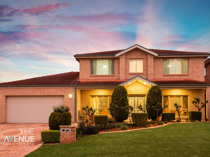 26 Connaught Circuit, Kellyville, NSW 2155