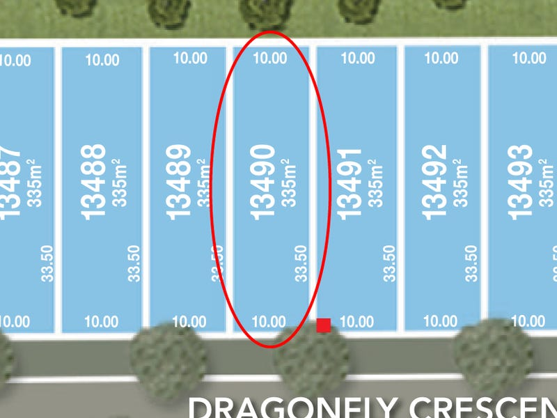 Lot 13490, Dragonfly Crescent, Zuccoli
