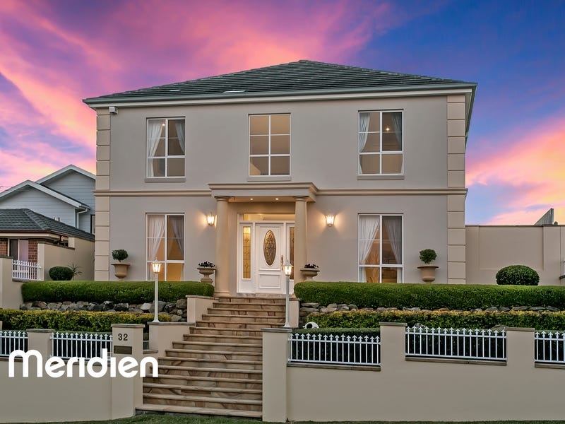 32 Harvard Cct, Rouse Hill