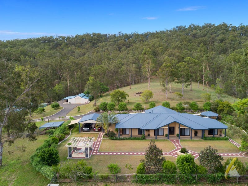 451 Lake Manchester Road, Kholo, Qld 4306