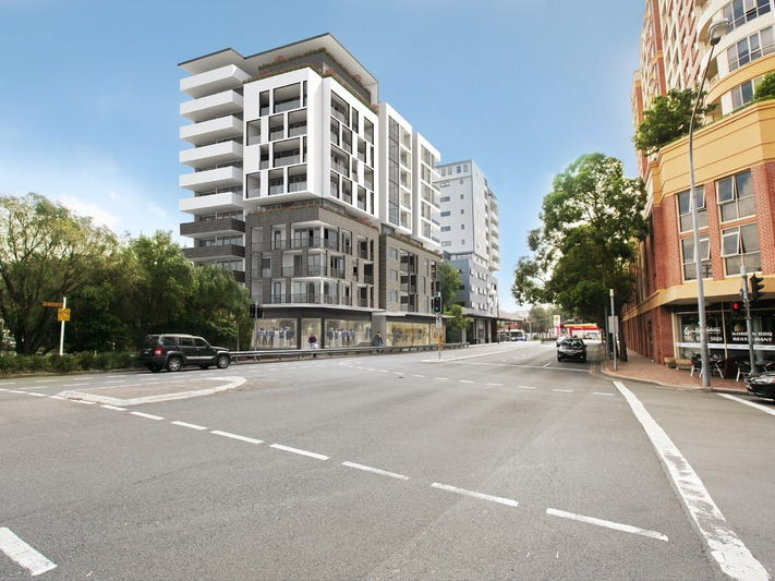 104/23 Churchill Avenue, Strathfield