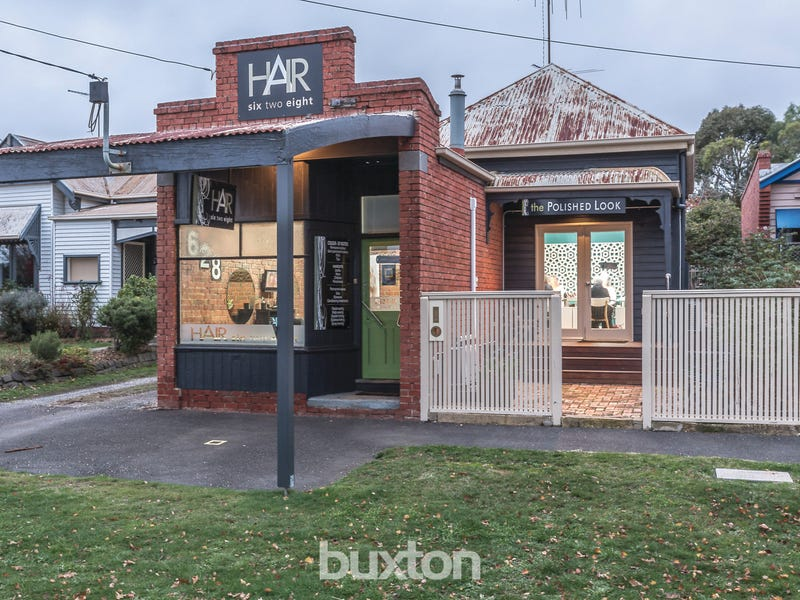 628 Doveton Street North, Soldiers Hill