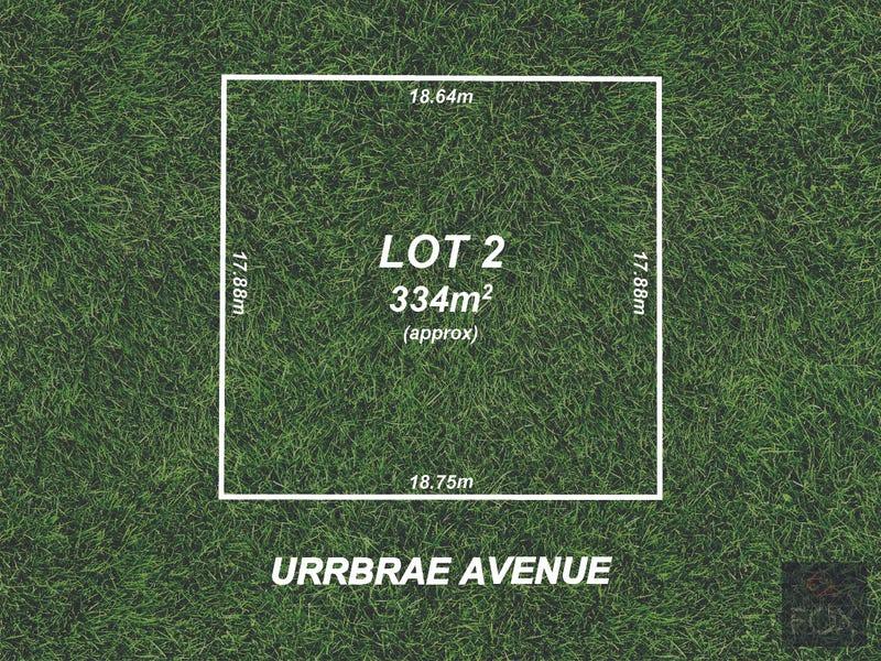 Lot 2 Urrbrae Avenue, Myrtle Bank, SA 5064