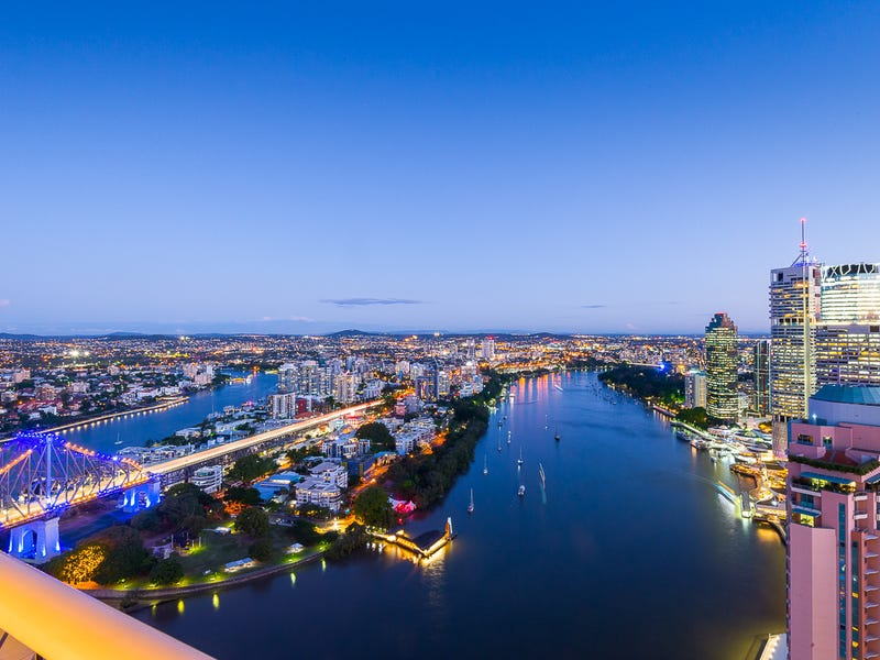 451 30 Macrossan Street, Brisbane City