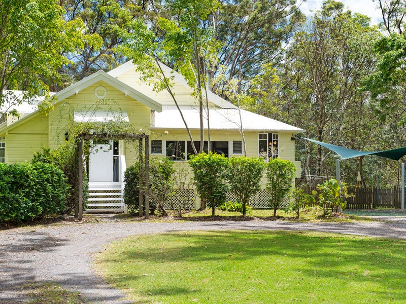 Lot 2 308 Petsch Creek Road, Tallebudgera Valley