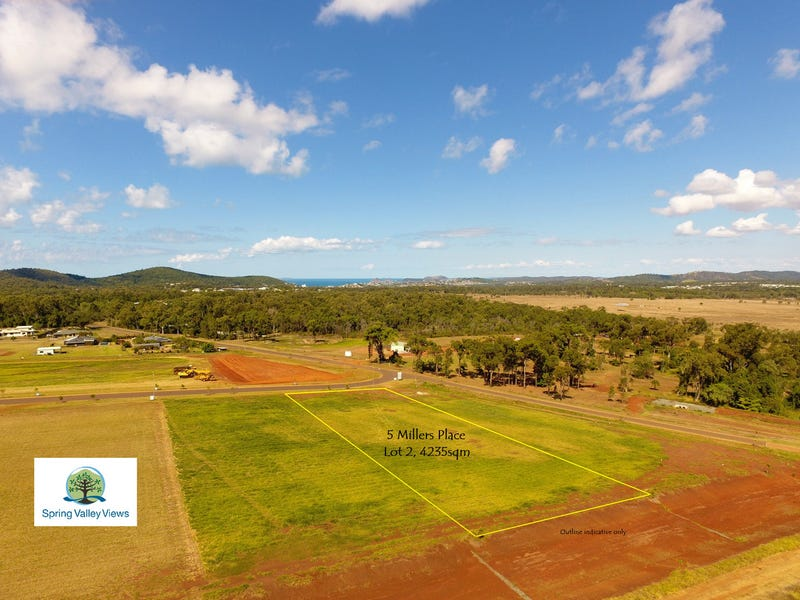 Lot 2, 5 Millers Place, Inverness, Qld 4703