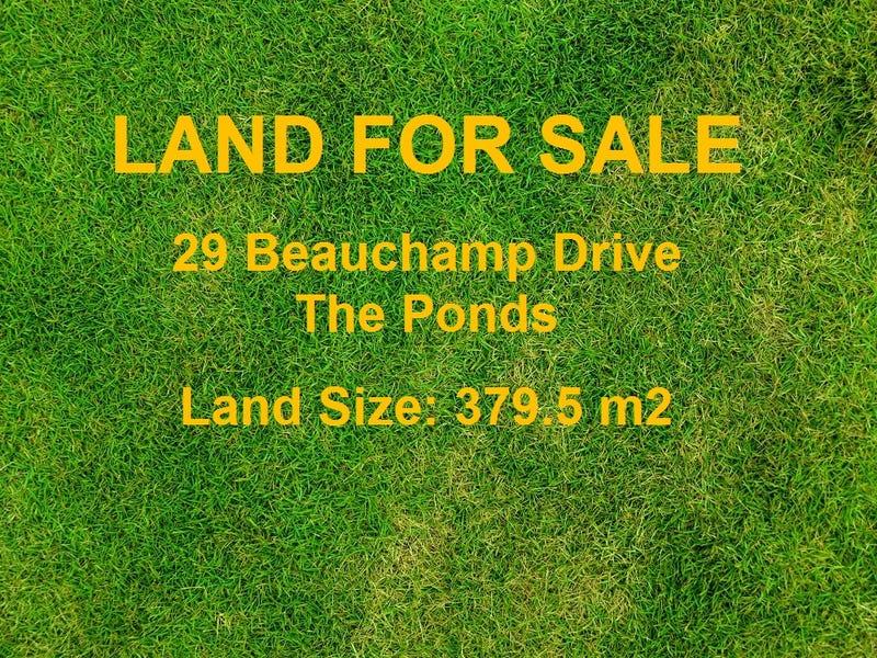 29 Beauchamp Drive, The Ponds, NSW 2769