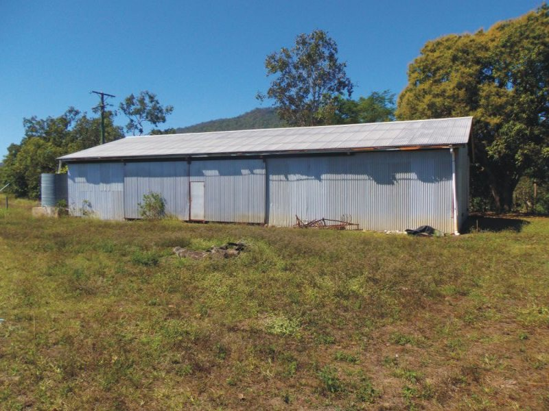 Lot 1 & 3 Baillies Road, Upper Stone, Qld 4850