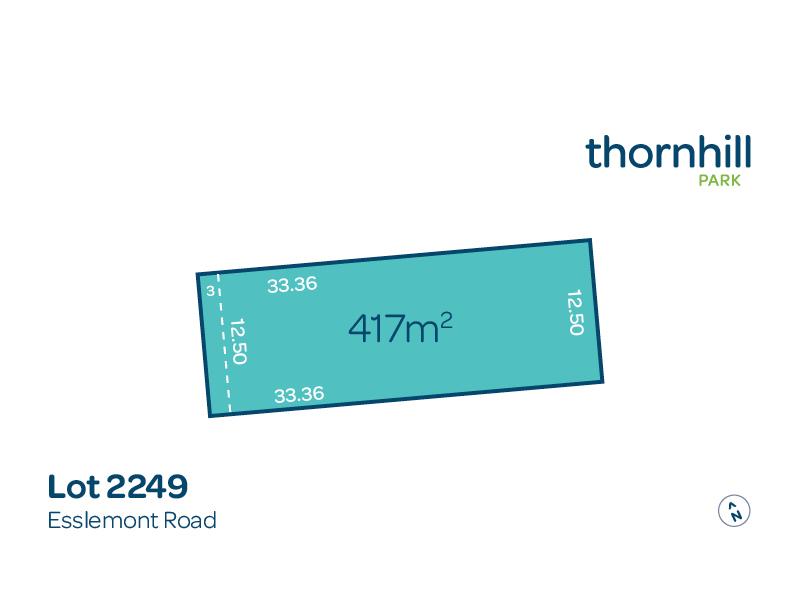 Lot 2249, Esslemont Road, Rockbank