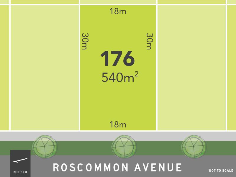 Lot 176, Roscommon Avenue, Alfredton