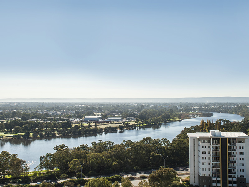 1607/96  Bow River, Burswood