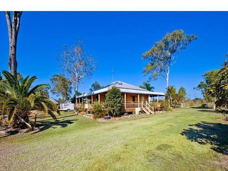153 Dairy Inn Road Ironpot Qld 4701 Property Details