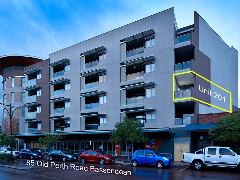 201 85 Old Perth Road Bassendean Wa 6054 Property Details