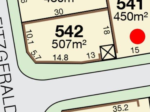 Lot 542 Fitzgerald Drive, Byford
